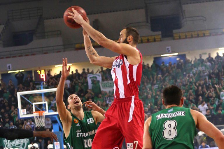 Κορυφαίος Ευρωπαίος παίκτης ο Κιριλένκο – Τρίτος ο Σπανούλης | Newsit.gr