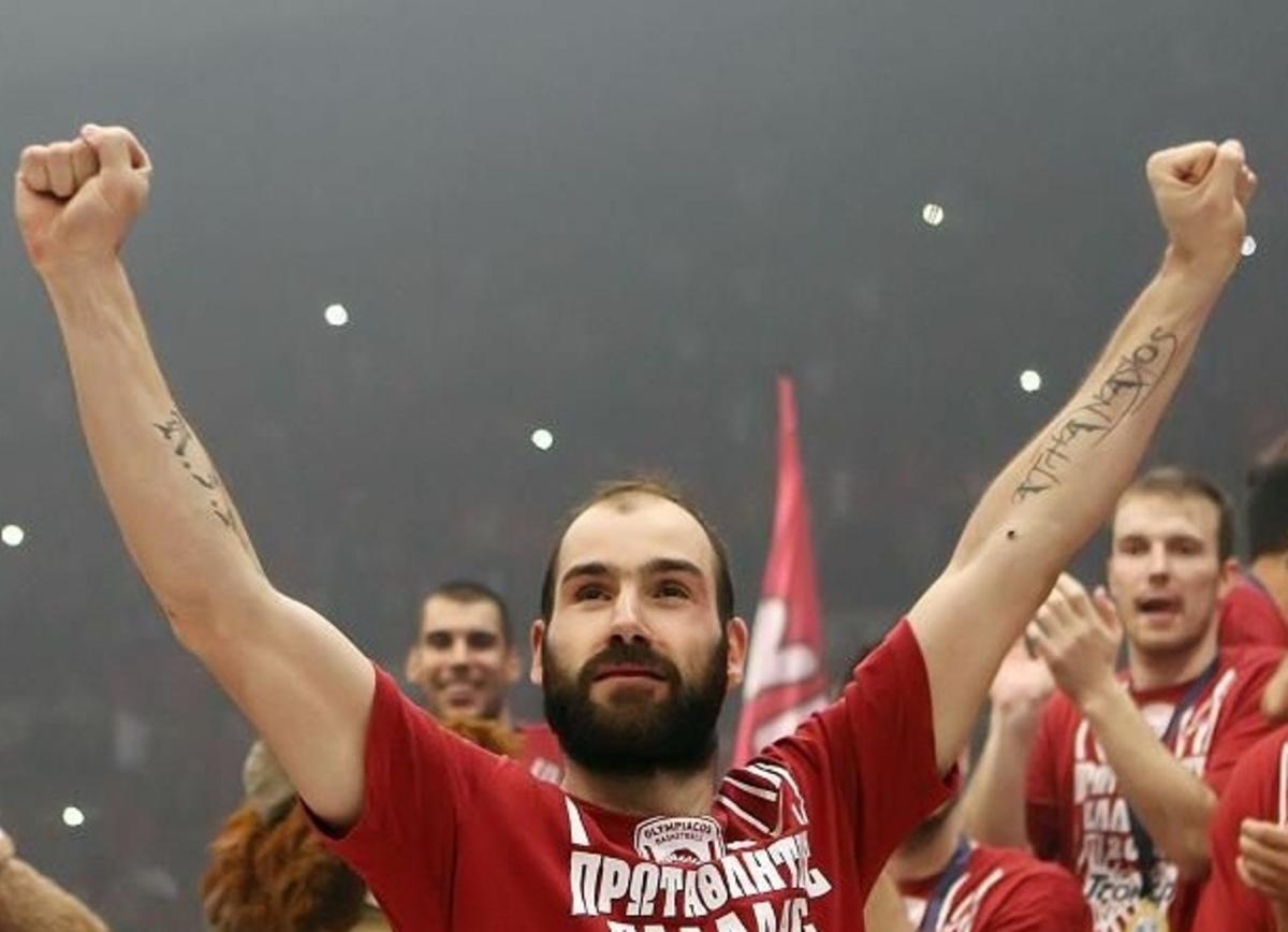 H μεγάλη στιγμή του Σπανούλη (VIDEO)   Newsit.gr