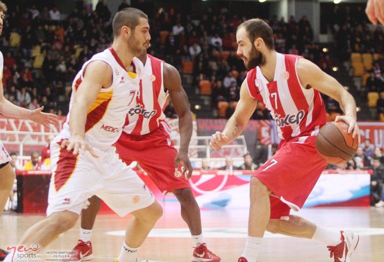 MVP του μήνα στην Ευρωλίγκα ο Σπανούλης | Newsit.gr