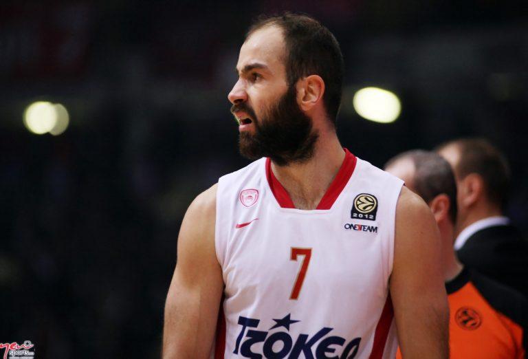 Στον Ολυμπιακό μέχρι το 2016 ο Σπανούλης! | Newsit.gr