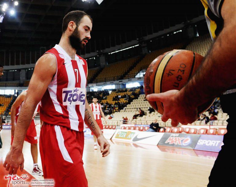 Σπανούλης: Θέλω να πάρω την Ευρωλίγκα με τον Ολυμπιακό | Newsit.gr