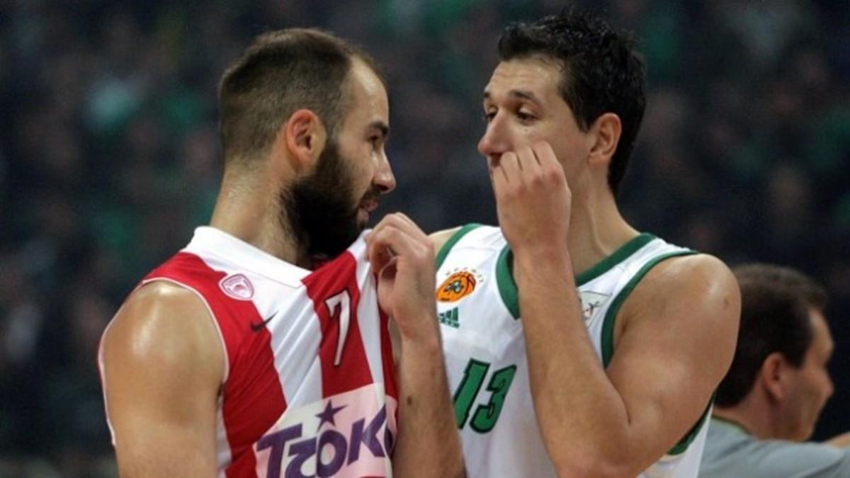 ΤΕΛΙΚΟ: Ολυμπιακός – Παναθηναϊκός 78-77 | Newsit.gr