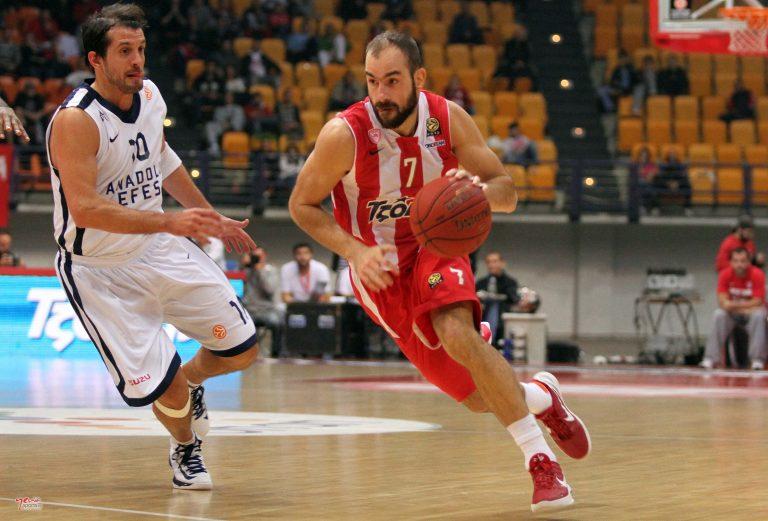 Σπανούλης: Είμαστε οικογένεια, απολαμβάνουμε το μπάσκετ | Newsit.gr