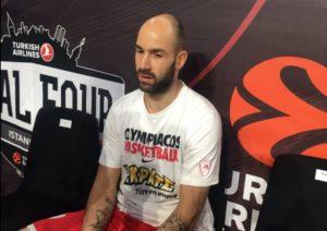 «Παίζει Ολυμπιακός εναντίον Φενέρμπαχτσε και όχι Σπανούλης με Ομπράντοβιτς»