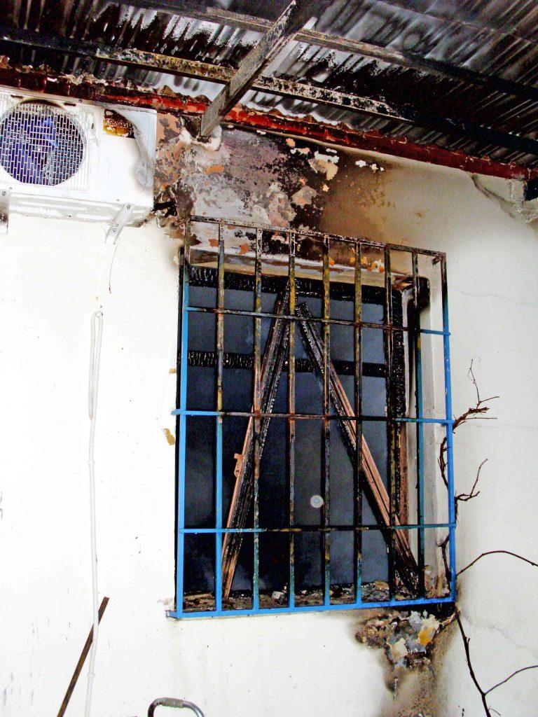 Έρευνα για το κάψιμο σπιτιού μεταναστών από παιδιά | Newsit.gr