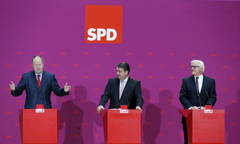 SPD: Η Μέρκελ πρέπει να κρατήσει την Ελλάδα στο ευρώ για να σωθούν τα χρήματα των Γερμανών | Newsit.gr