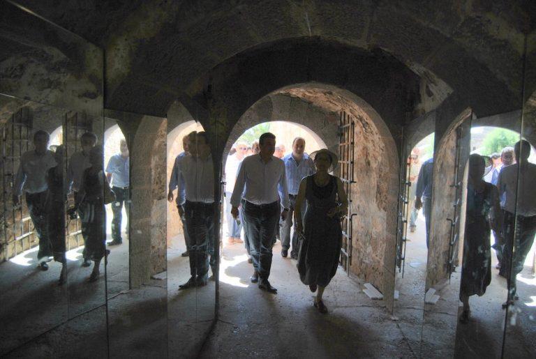 Η Σπιναλόγκα μετατρέπεται σε έργο τέχνης | Newsit.gr
