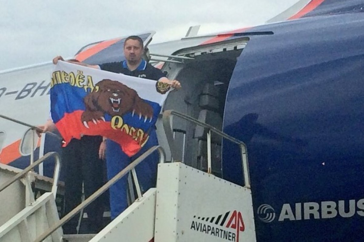 Απέλαση και… επιστροφή! Συνελήφθη στη Γαλλία ο αρχηγός των Ρώσων χούλιγκανς | Newsit.gr