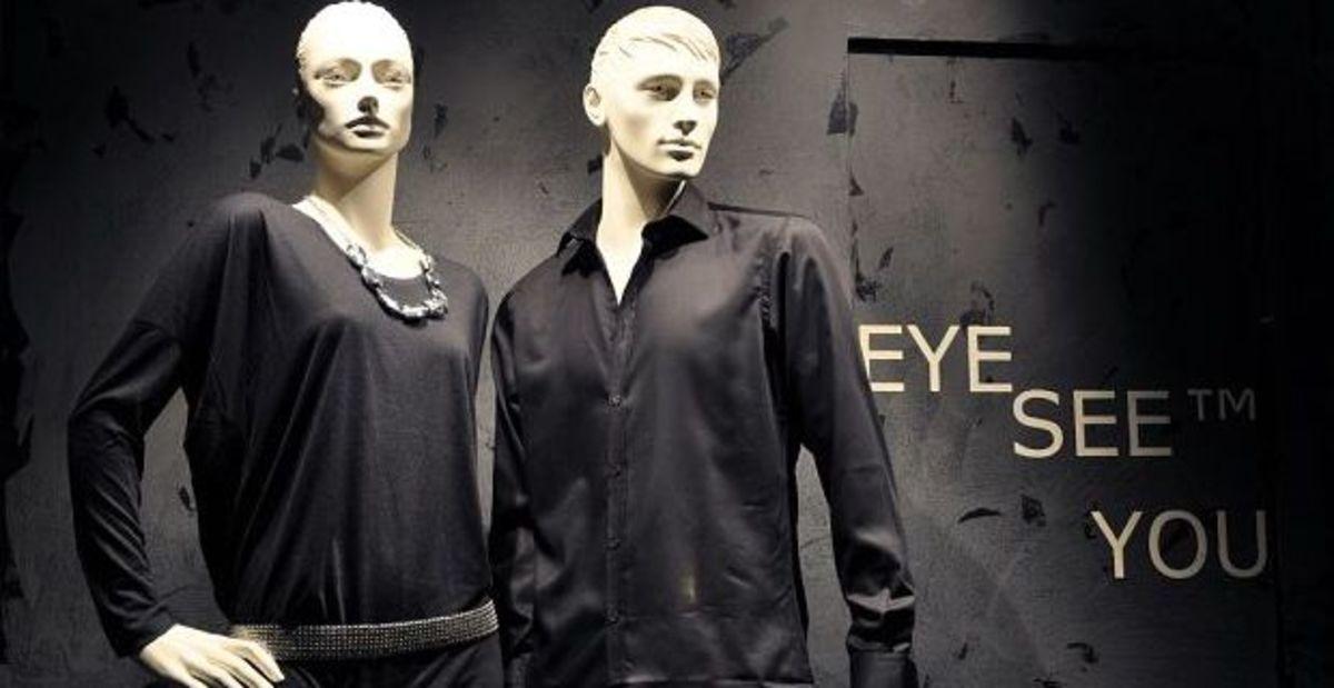 Απίστευτο: «Βιονικά» μανεκέν κατασκοπεύουν τους καταναλωτές! (ΦΩΤΟ) | Newsit.gr