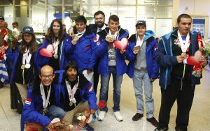 Παγκόσμιοι Χειμερινοί Αγώνες Special Olympics: Επέστρεψαν γεμάτοι μετάλλια