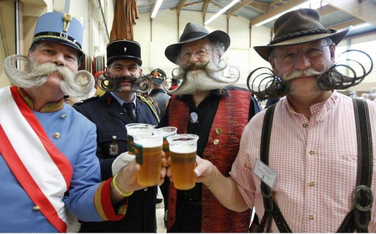 Αρκαδία: Διαγωνισμός σαρδέλας και καλλιστεία για το καλύτερο μουστάκι! | Newsit.gr