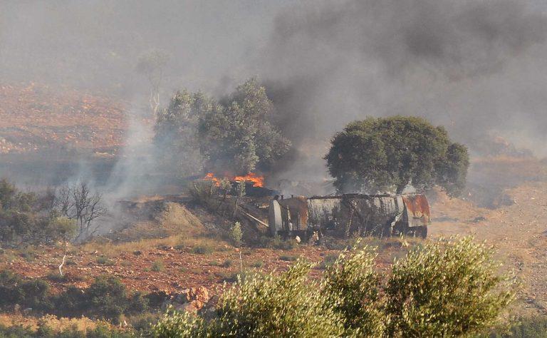 Λάρισα: Στάνη έγινε παρανάλωμα του πυρός!   Newsit.gr