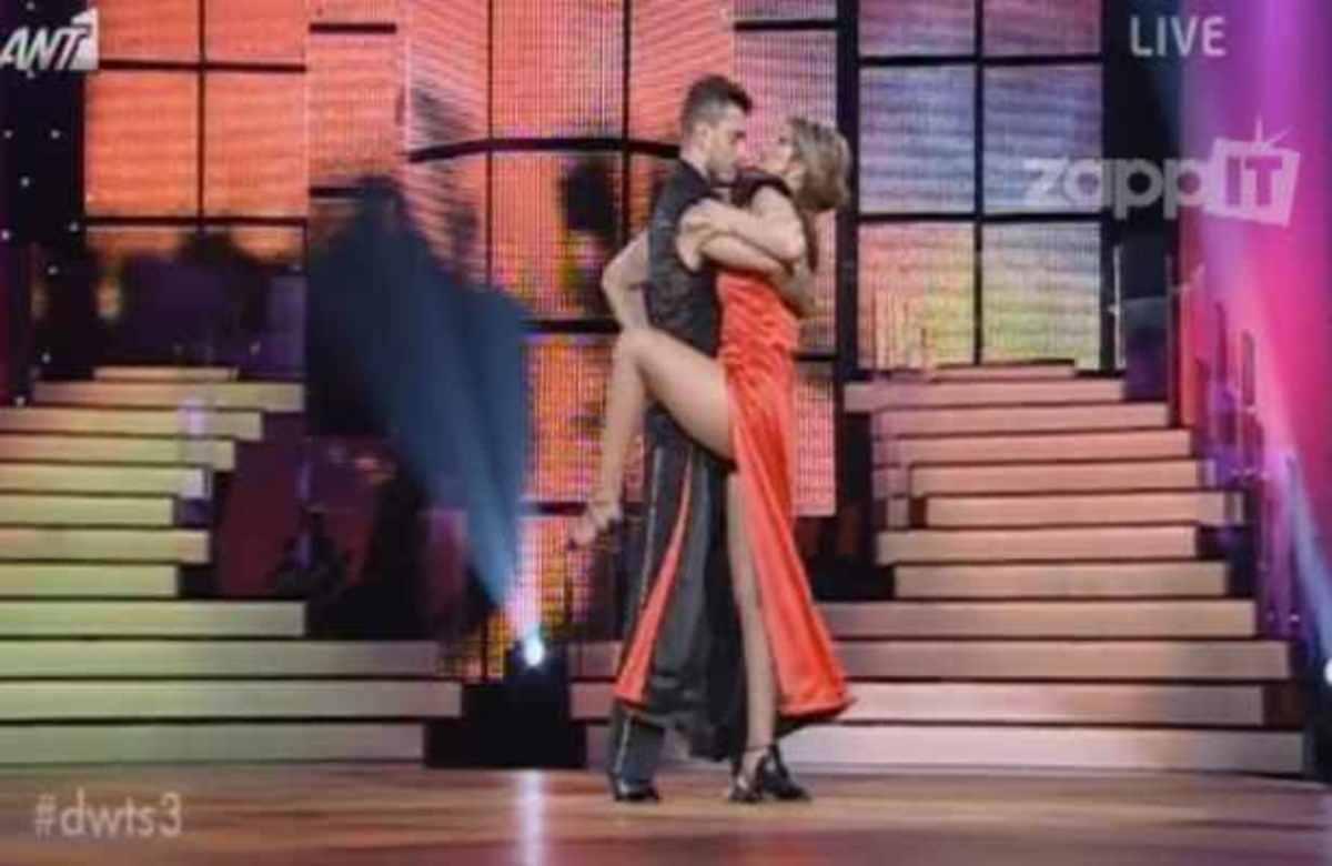 Η αποκαλυπτική εμφάνιση – έκπληξη της Κατερίνας Στανίση στο Dancing! | Newsit.gr