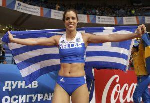 Τρίτο και… καλύτερο! Χρυσή η Στεφανίδη στο Ευρωπαϊκό Πρωτάθλημα στίβου