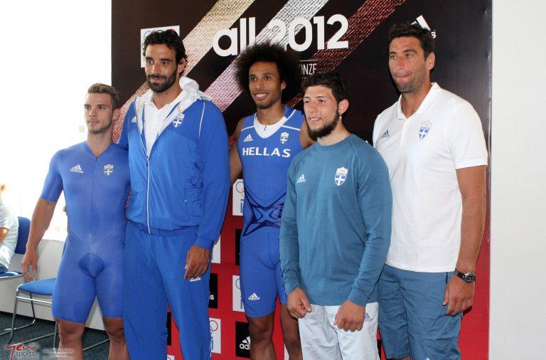 Η ελληνική αποστολή στίβου στους Ολυμπιακούς Αγώνες   Newsit.gr