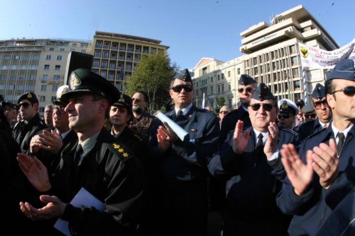 «Συμβούλιο Αρχηγών» για την «υπεράσπιση» των στρατιωτικών | Newsit.gr