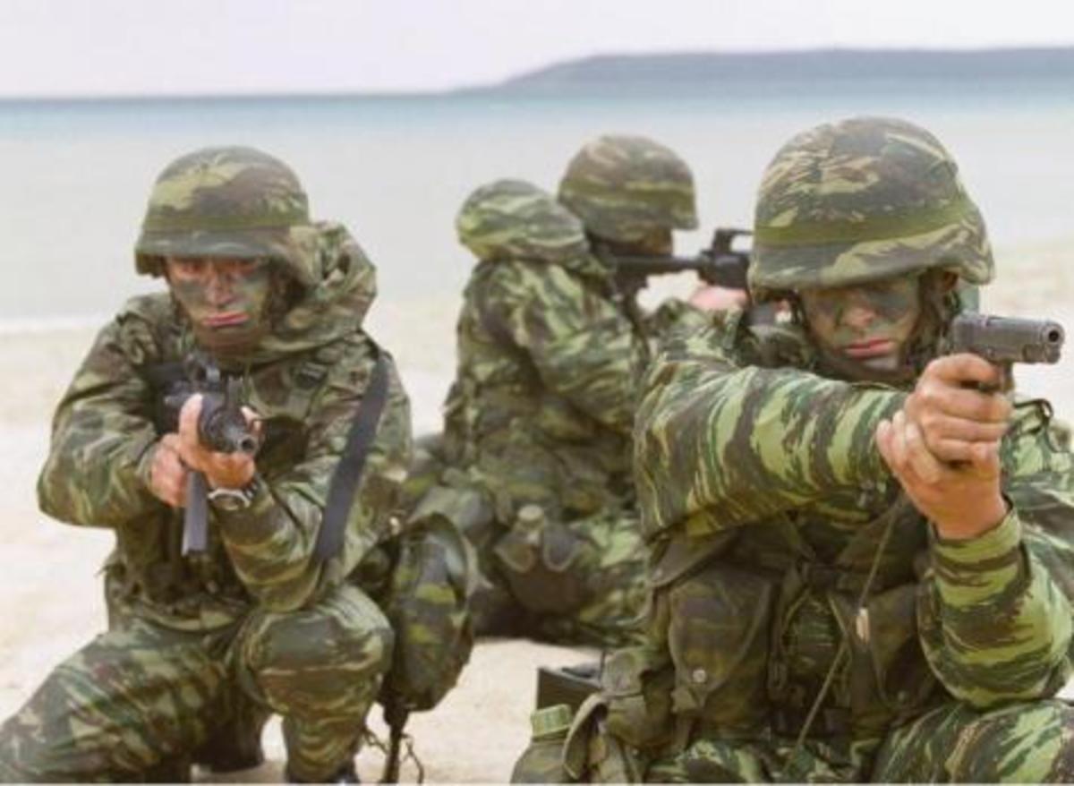 «Από τα 1300 ευρώ και πάνω μείον 12% στους μισθούς των στρατιωτικών» – Τελευταία γραμμή άμυνας   Newsit.gr