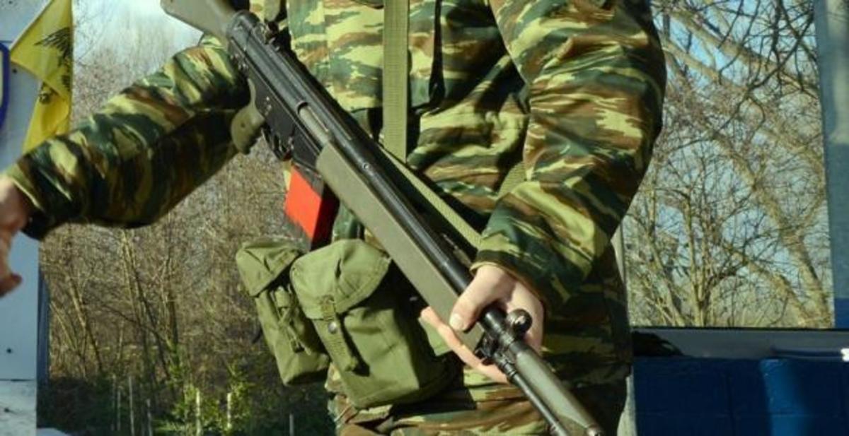 Ηθικές αμοιβές σε στρατιώτες που επιλέγουν να μείνουν στην παραμεθόριο έδωσε ο στρατός [pic] | Newsit.gr