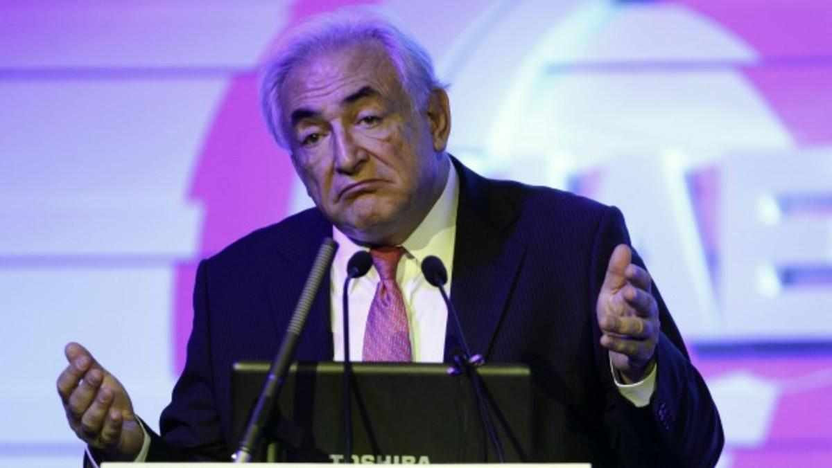 Ο Στρος Καν είναι μισός άνθρωπος – μισό γουρούνι | Newsit.gr