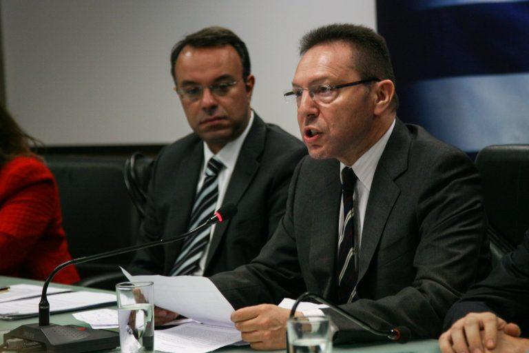 Τι κάνουν Στουρνάρας και Σταϊκούρας στο Μ. Μαξίμου; | Newsit.gr