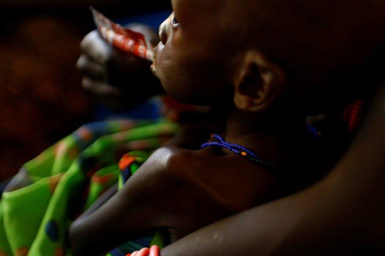 """""""Θερίζει"""" η πείνα στο Νότιο Σουδάν – Σε κατάσταση λιμού πολλές περιοχές της χώρας"""