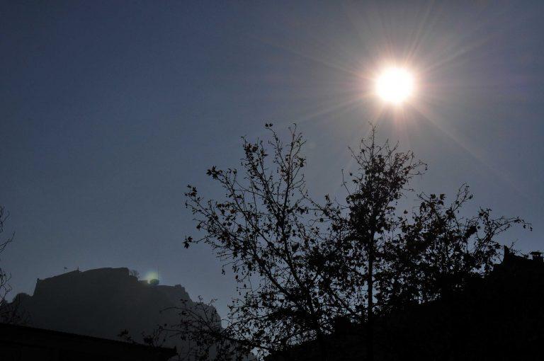 Άνοδος της θερμοκρασίας το σαββατοκύριακο – H πρόγνωση μέχρι την Πέμπτη   Newsit.gr