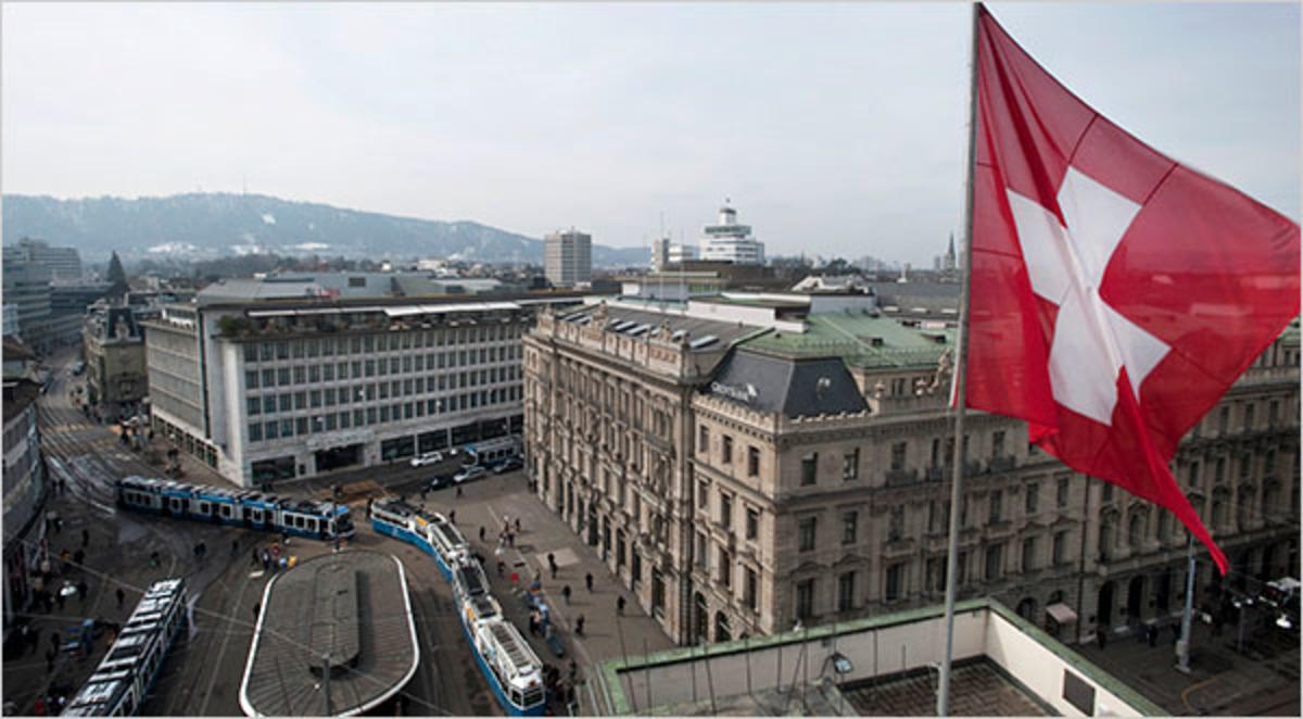 Οι Ελβετοί θέλουν να φορολογήσουν τους Έλληνες καταθέτες   Newsit.gr
