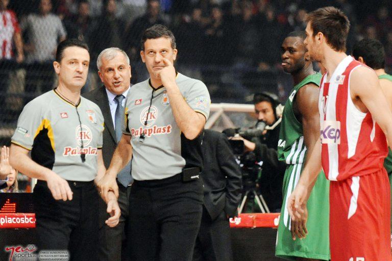 Σχινάς, Αναστόπουλος και Γκόντας οι διαιτητές του τελικού | Newsit.gr