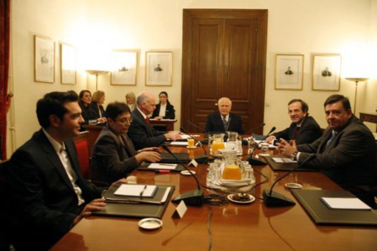 Παπαρήγα – Τσίπρας δεν πάνε στη συνάντηση των αρχηγών | Newsit.gr