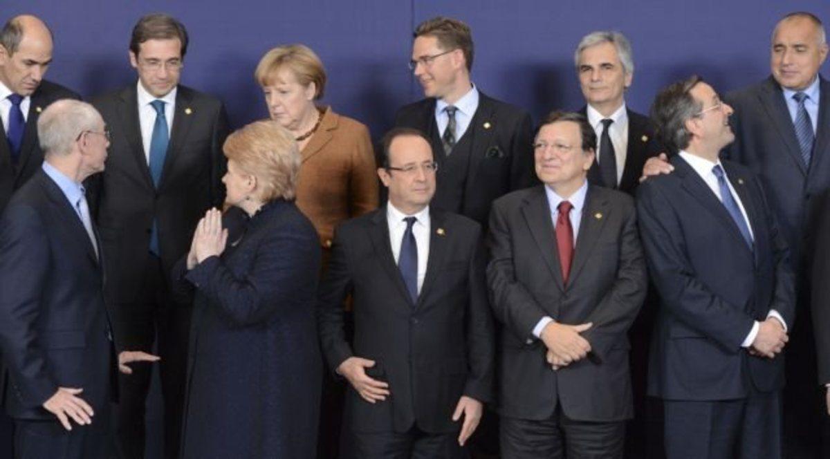 Μεγάλο παζάρι για ένα τρις ευρώ στη Σύνοδο Κορυφής | Newsit.gr