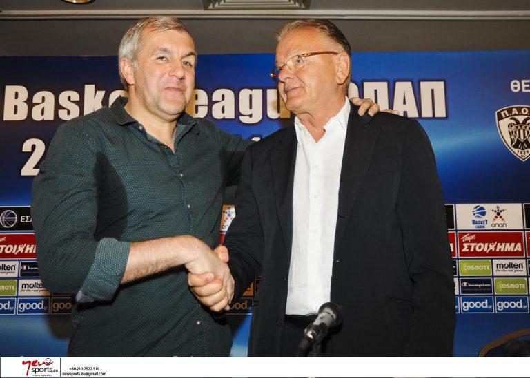 Δεν χαιρέτησε τον Σπανούλη ο Ομπράντοβιτς | Newsit.gr