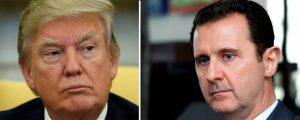 H Δαμασκός απαντάει στον Τραμπ: «Εσύ είσαι ζώο, όχι ο Άσαντ»