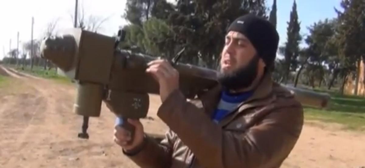 ΒΙΝΤΕΟ: Κατάρριψη ελικοπτέρου στην Συρία με πύραυλο | Newsit.gr