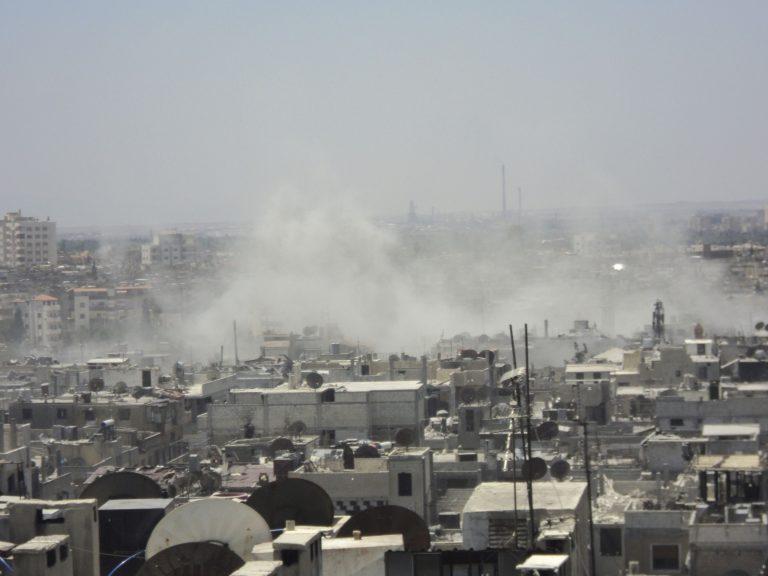 Συρία: «Αιματοκύλισμα μέσα σε κατοικίες ανταρτών και λιποτακτών» | Newsit.gr
