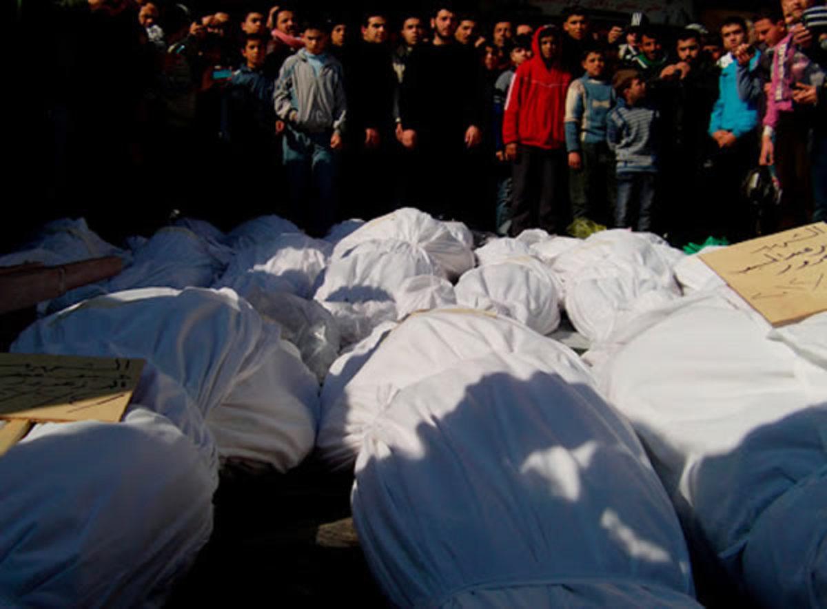 Συνεχίζεται η τραγωδία στη Συρία – 44 νεκροί μέσα σε μία νύχτα | Newsit.gr