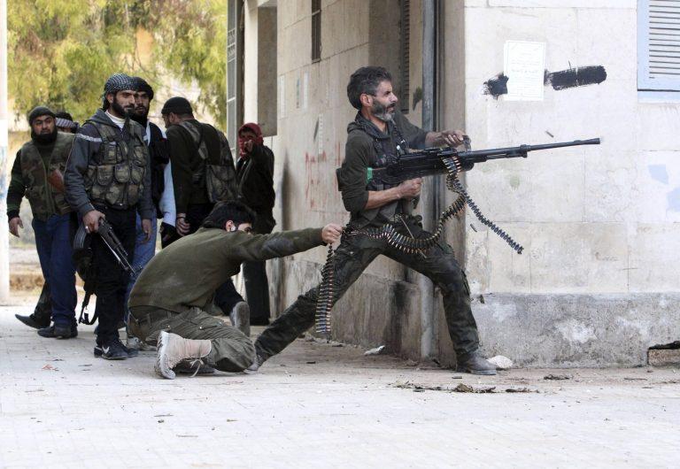 Συρία: Νέοι βομβαρδισμοί κοντά στη Δαμασκό – Πρόθυμη η κυβέρνηση για ειρηνική λύση | Newsit.gr