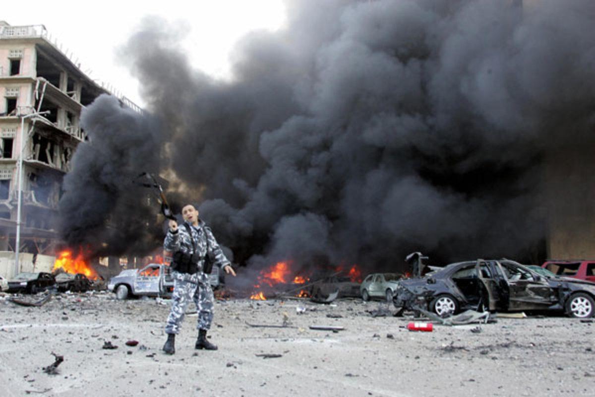 Τρομοκρατικό χτύπημα με 25 νεκρούς και 46 τραυματίες   Newsit.gr