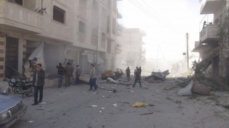 Συρία: Αντάρτες ξεκλήρισαν οικογένεια και κινηματογράφησαν τη σφαγή   Newsit.gr