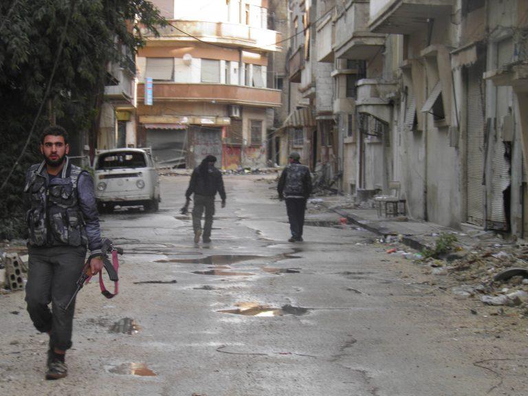 «Ποτάμι» το αίμα στη Συρία | Newsit.gr