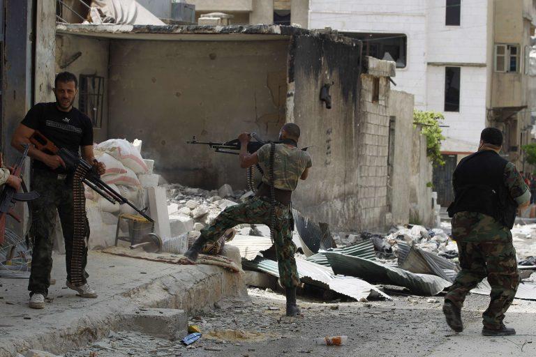 Ανελέητη σφαγή στη Συρία με 40 νεκρούς | Newsit.gr