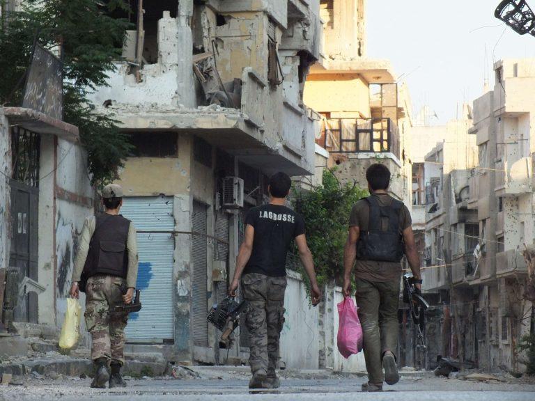 Φρίκη με τη σφαγή στο χωριό Τρέμσιχ στη Συρία | Newsit.gr