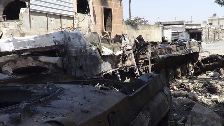 Συρία: Βομβαρδίζονται συνοικίες και προάστια της Δαμασκού | Newsit.gr