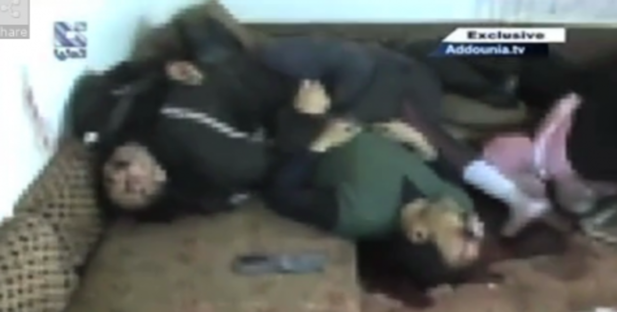 Η εκτέλεση μιας 17μελους οικογένειας στη Συρία!Ένα εξαιρετικά αποκαλυπτικό αλλά και σκληρό βίντεο   Newsit.gr