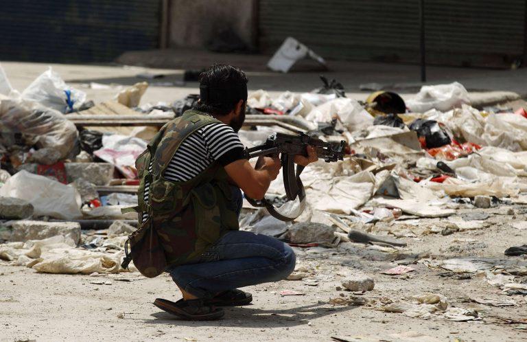 Γάλλος δημοσιογράφος τραυματίστηκε από σφαίρα στο Χαλέπι | Newsit.gr