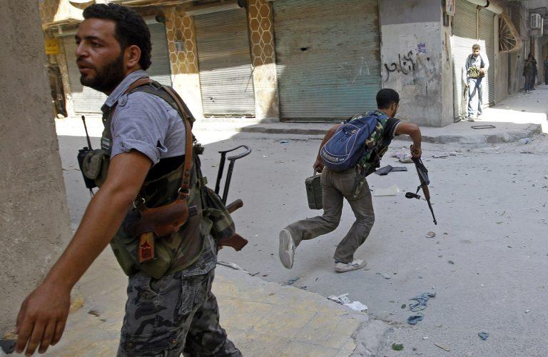 Το Βερολίνο τάσσεται κατά της στρατιωτικής επέμβασης στη Συρία | Newsit.gr