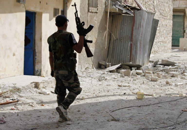 Συρία: 40 στρατιώτες νεκροί σε μάχες με τους αντάρτες | Newsit.gr