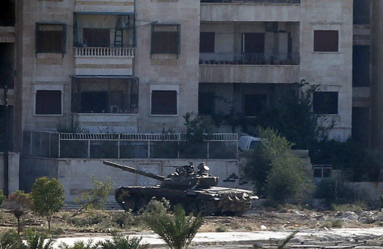 Συρία: Ο στρατός ελέγχει όλες τις συνοικίες της Δαμασκού | Newsit.gr