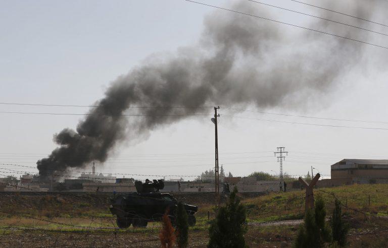 Πυρ του Ισραήλ στη Συρία – 3 Τούρκοι τραυματίες | Newsit.gr
