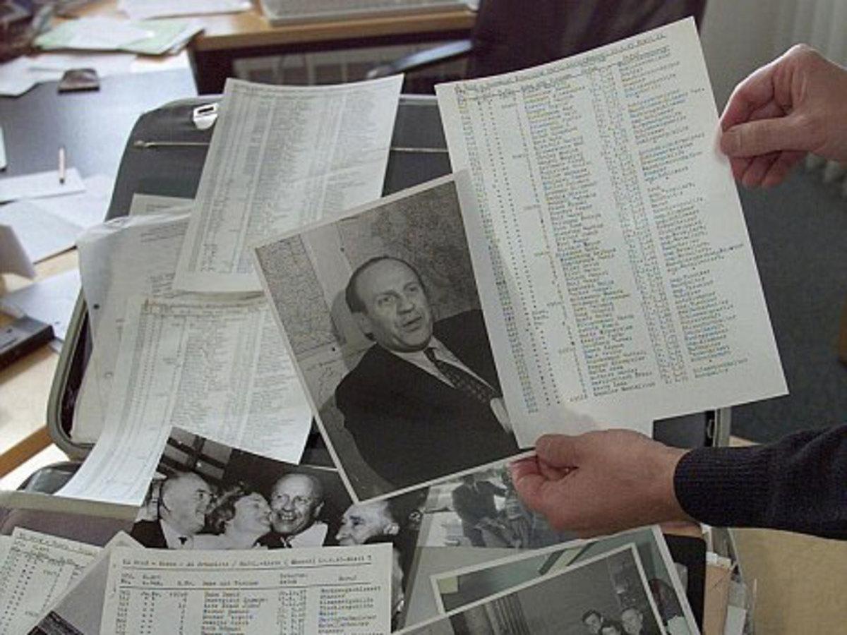 Η λίστα του Σίντλερ πωλείται έναντι 2,2 εκατ. δολαρίων | Newsit.gr