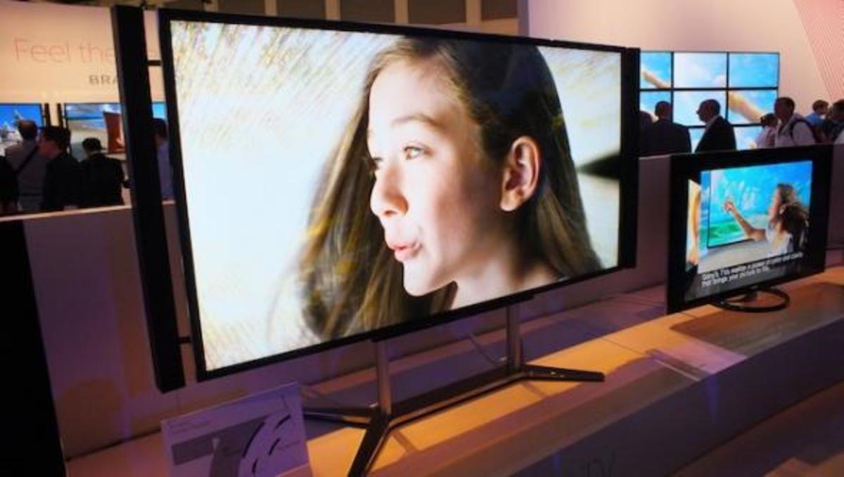 Αυτή είναι η νέα τηλεόραση 84 ιντσών της Sony | Newsit.gr